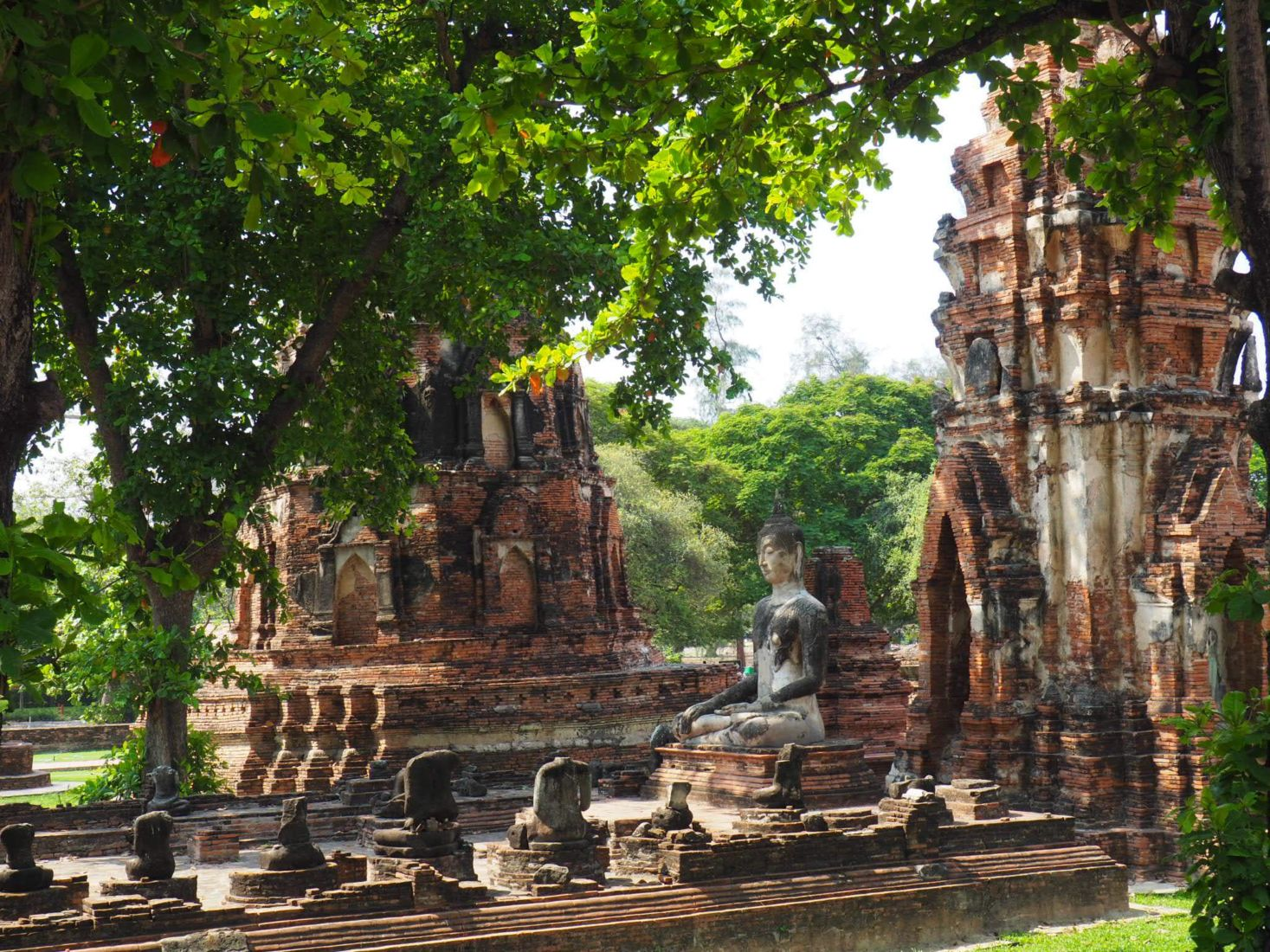 Ayutthaya welcomes visitors after restrictions lift | The Thaiger