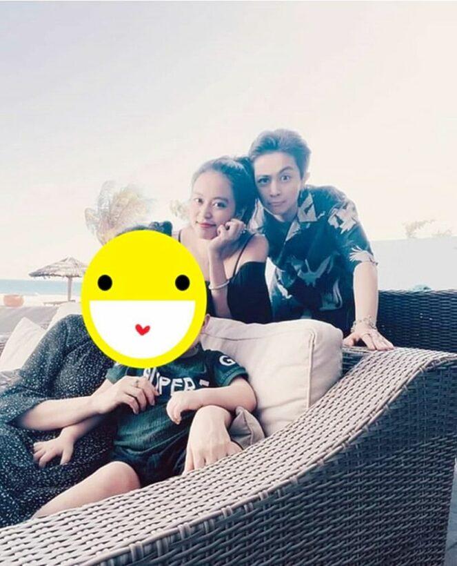 Gil Lê và Hoàng Thùy Linh cực tình tứ trong ảnh cùng khung hình | News by Thaiger
