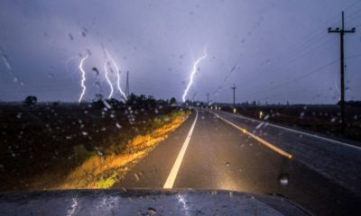 TMD announces storm warnings for 53 central and northern provinces | The Thaiger
