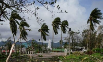 Typhoon Vongfong closes in on the Philippines, hits coast later today | The Thaiger