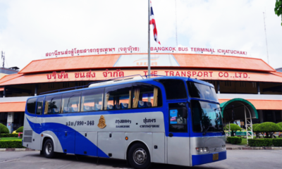 Thailand Transport Company plans to restart 16 routes from May 18 onwards | Thaiger