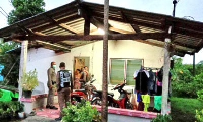 Phuket woman shot in her bed, ex-husband wanted   The Thaiger