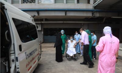 Last Covid-19 patient in Songklanagarind hospital sent home | The Thaiger