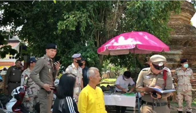 Salah satu perampok di Chiang Rai ditangkap - VIDEO | Berita oleh The Thaiger
