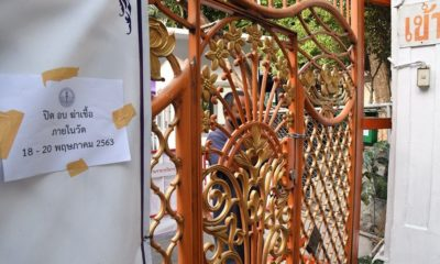 Temple closes to mark decade since redshirt crackdown   The Thaiger