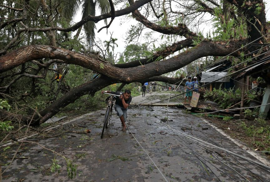 Cyclone Amphan's death toll climbs to 83 in India and Bangladesh - VIDEO   News by Thaiger