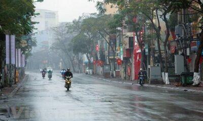 Dự báo thời tiết tuần tới: Miền Bắc mưa giông về đêm và sáng sớm | The Thaiger