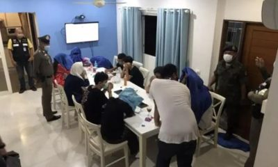 12 curfew violators arrested in Pattaya after breaking through a checkpoint – VIDEO | The Thaiger