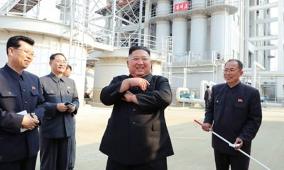 Lãnh đạo Kim Jong-un xuất hiện trở lại | The Thaiger