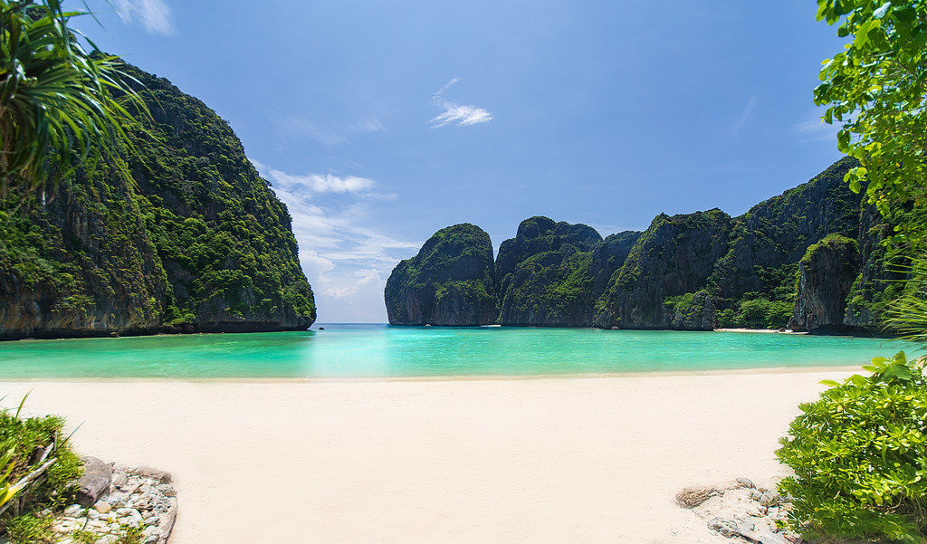 Phi Phi's Maya Bay won't reopen until fully rehabilitated   News by The Thaiger