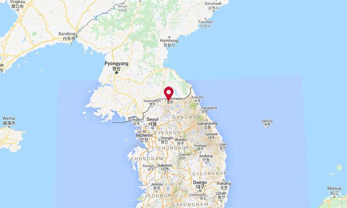 Nổ súng tại khu phi quân sự nằm giữa Hàn Quốc và Triều Tiên   News by Thaiger