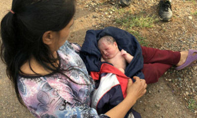 Mother leaves newborn in north east forest after giving birth | Thaiger