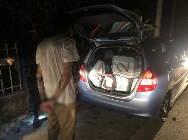 1 million methamphetamine pills seized in Chiang Rai   News by Thaiger