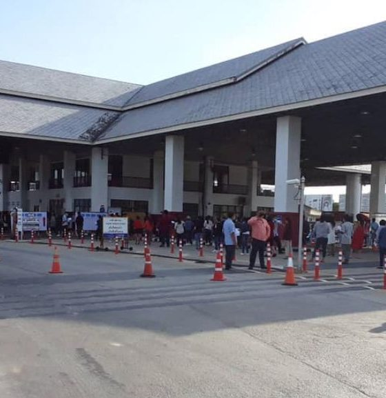 New scheduled departure times for people leaving Phuket | The Thaiger