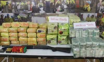 Golden Triangle drug trade thrives during pandemic   The Thaiger