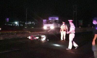 Tiền Giang: Cán bộ CSGT bị dân tổ tông gãy chân, xuất huyết não | Thaiger