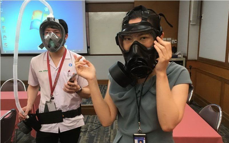 20,000 military-grade masks are on the way to help battle Covid-19   News by Thaiger