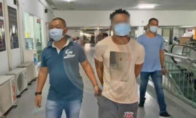 Unidentified foreigner arrested in Nonthaburi drug sting | Thaiger