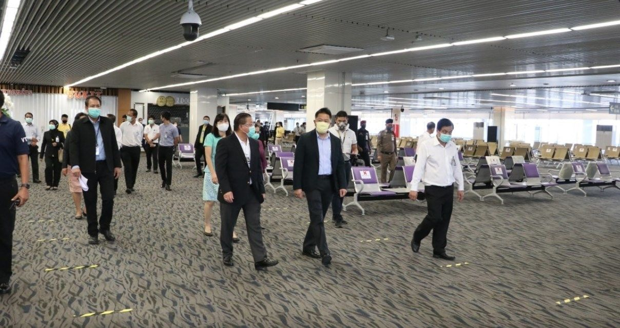 UPDATE: Phuket airport reopening delayed, again | News by Thaiger