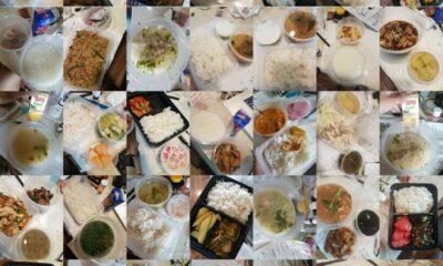 Dozens of plastic containers per person in state quarantine | The Thaiger