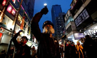 """China proposes new """"security law"""" for Hong Kong 