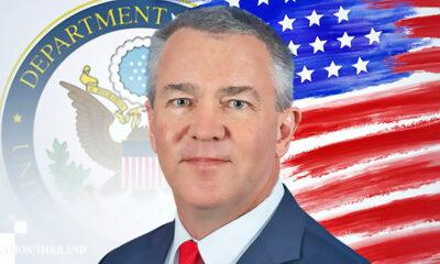 "Ambassador calls US ""better friend"" than China | The Thaiger"