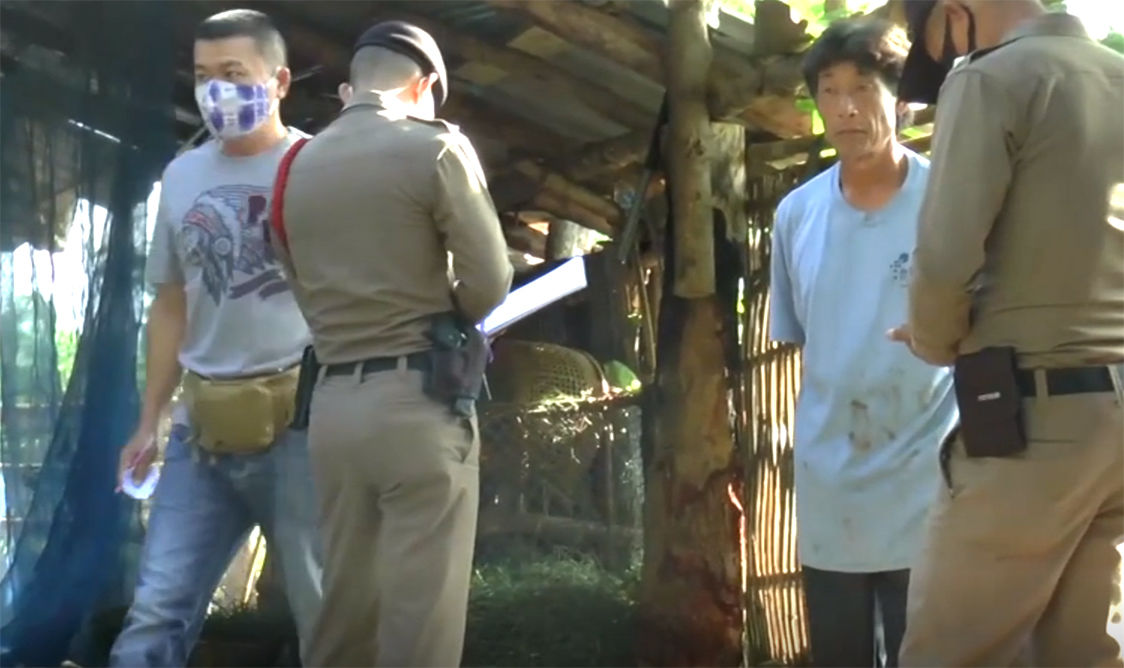 Accomplice in Chiang Rai robbery found hanging in Phayao forest   News by Thaiger