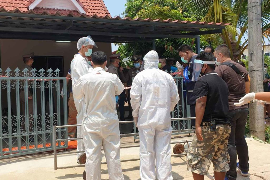 German national stabbed to death in central Thailand | News by Thaiger