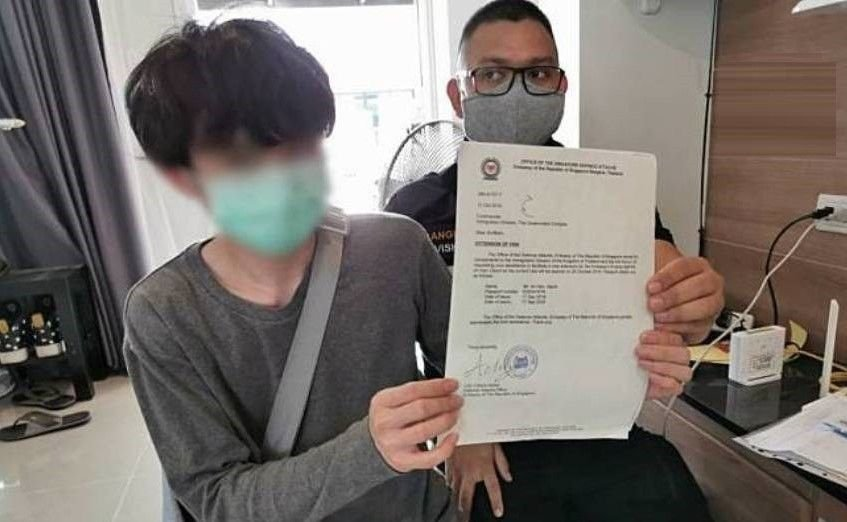 Former employee of Thai Embassy in Singapore arrested for forging visa documents | News by Thaiger