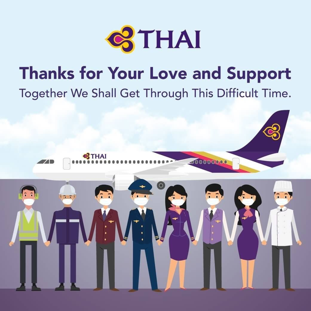 Prayut warns Thai Airways that the latest government bailout will be the last | News by Thaiger