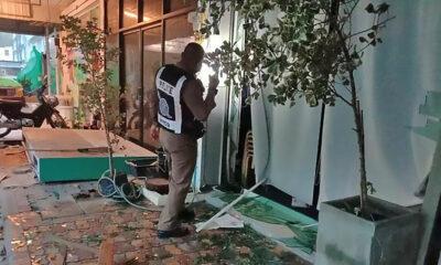 40 year old man injured in Phuket shophouse explosion   Thaiger