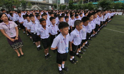 6 guidelines issued for schools to re-open in July | The Thaiger