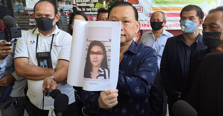Thai actress allegedly scams Chinese businessman out of 2.5 million baht | The Thaiger