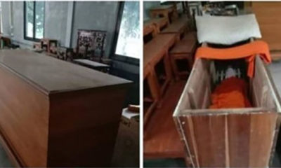 Phuket bus driver shares government quarantine facility with coffin | The Thaiger