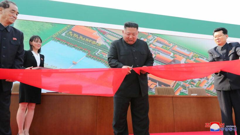 Lãnh đạo Kim Jong-un xuất hiện trở lại   News by Thaiger