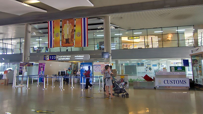 Quarantine awaits passengers at 5 reopened airports   The Thaiger