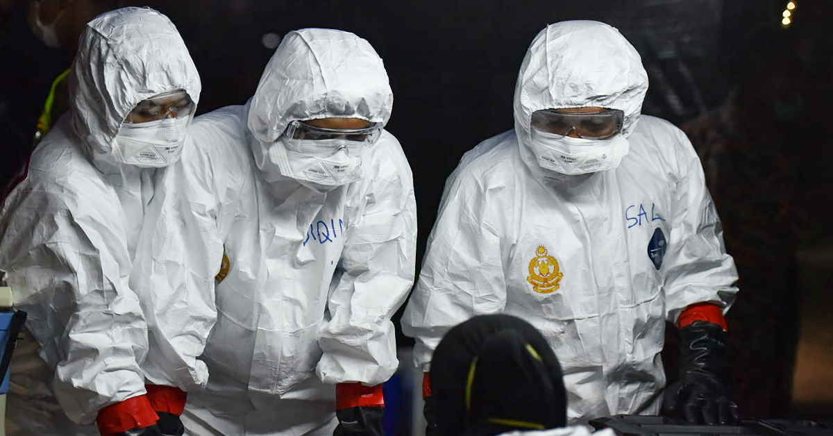 "Thailand developing level 4 ""gold standard"" biohazard suits 