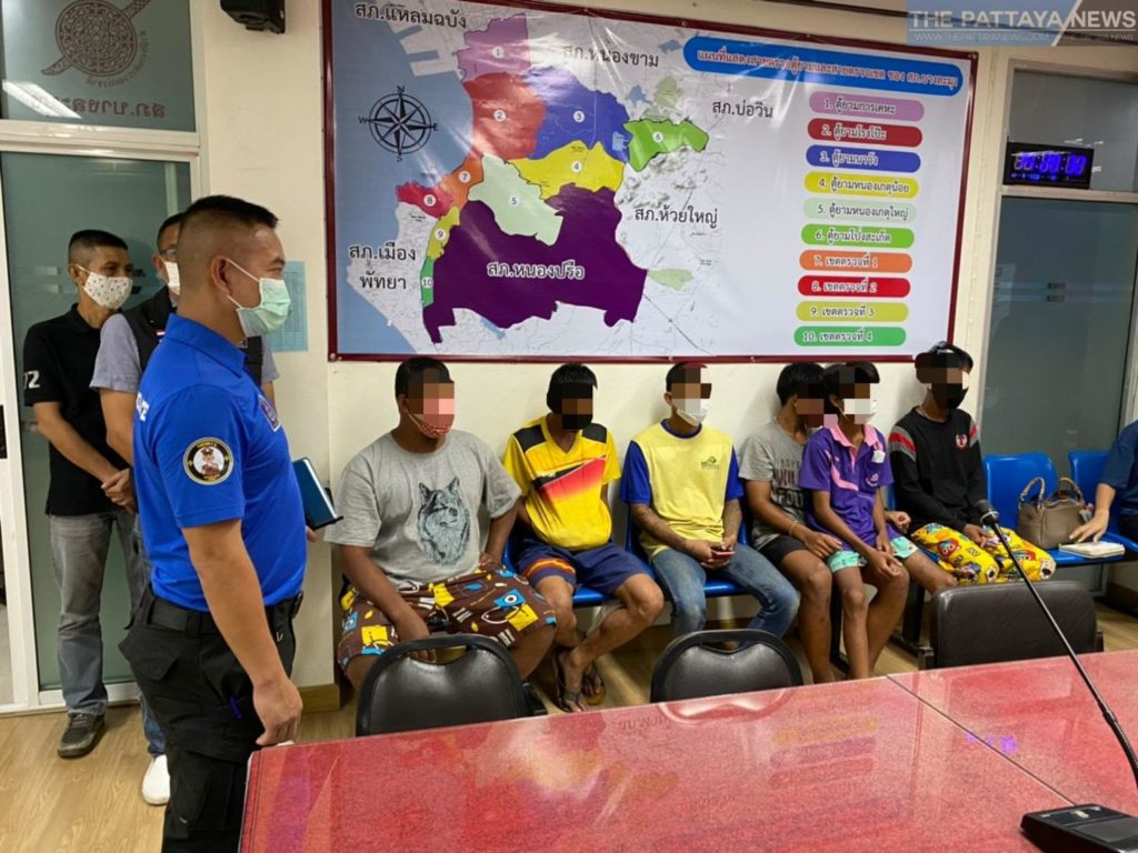 6 arrests after attack on Pattaya shop owner and family for refusing to sell alcohol - VIDEO | News by Thaiger