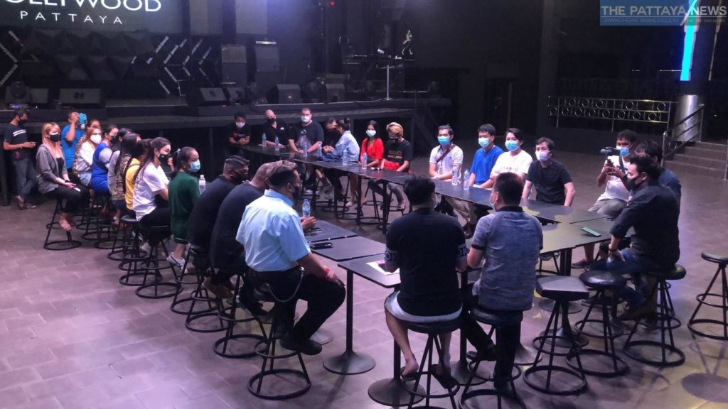 Owners of Pattaya nightlife venues discuss Covid-19 safety regulations for re-opening | News by Thaiger