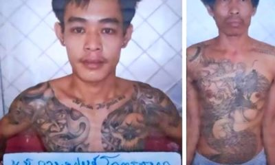 Wanted: 5 quarantined inmates who escaped from Issan prison | Thaiger
