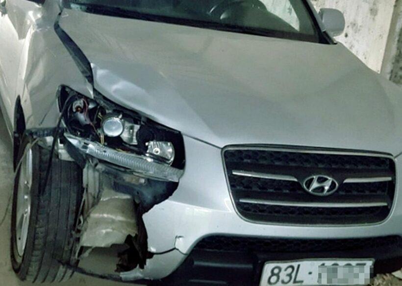 Sóc Trăng: Tổng giám đốc gây tai nạn nhờ tài xế nhận tội thay | Thaiger