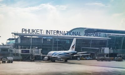 Minister declares Phuket Airport ready to welcome STV arrivals | The Thaiger