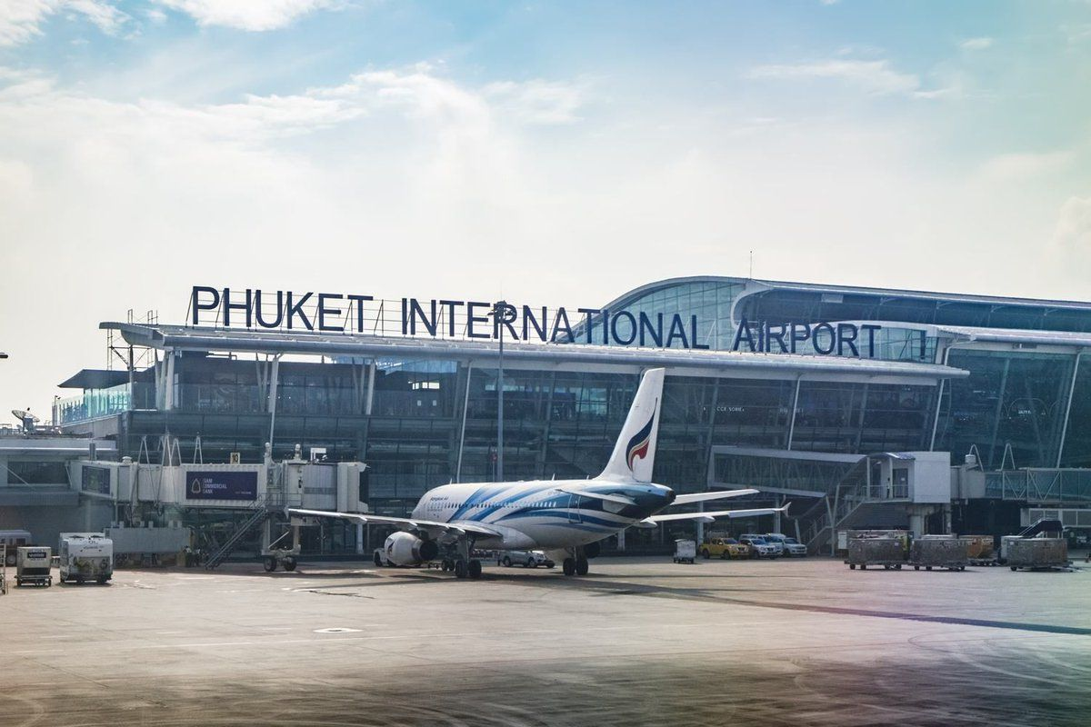 Phuket airport sees increase in domestic arrivals over long weekend | Thaiger