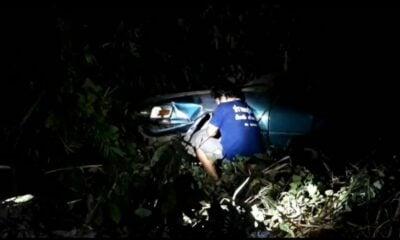 Drunk fishing crew crash the boss's car into a river in Prachuap Khiri Khan | Thaiger
