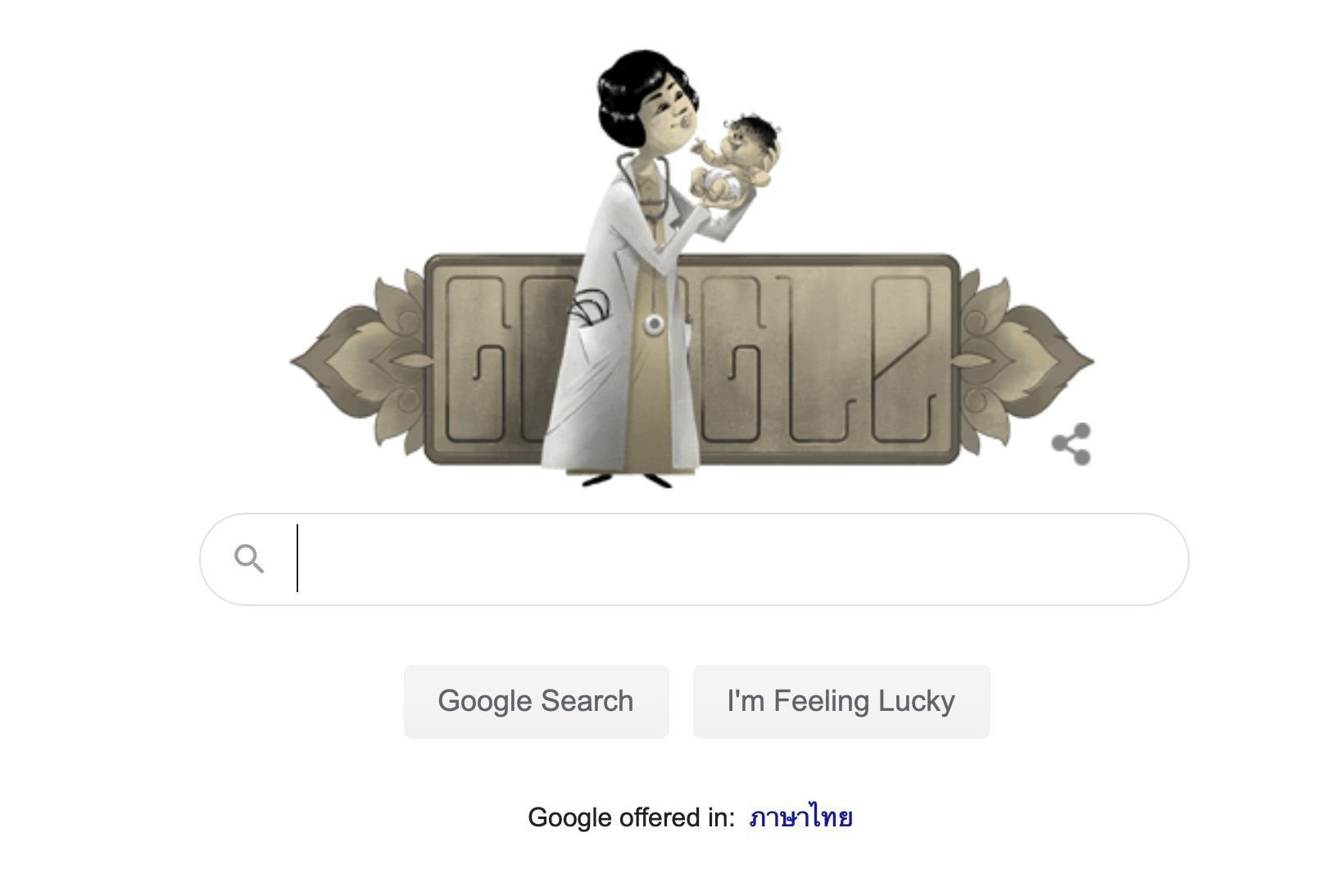 First female doctor in Thailand celebrated by Google | News by The Thaiger
