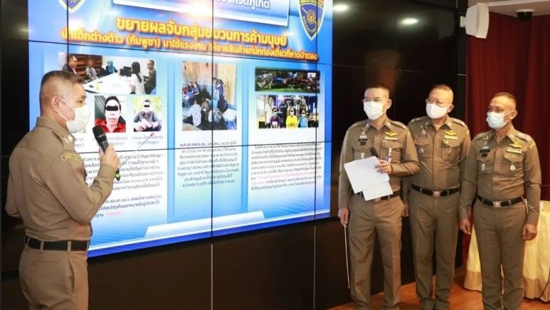 3 more Cambodians arrested as part of Phuket human trafficking ring | News by Thaiger