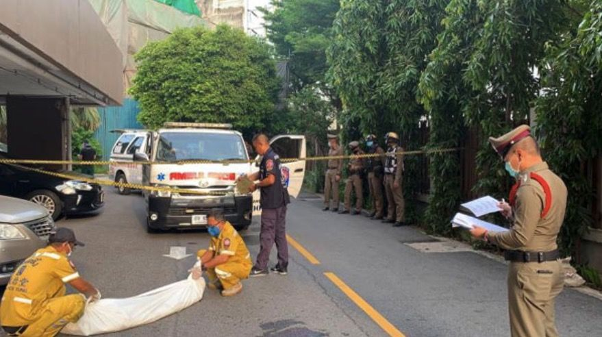 77 year old woman falls to her death in Bangkok | News by Thaiger