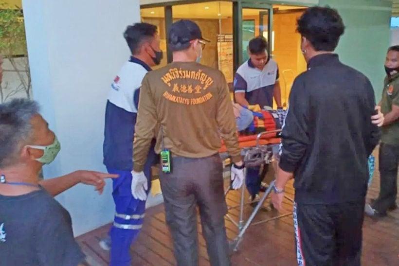 Samut Prakhan student severely injured in suicide bid | News by Thaiger