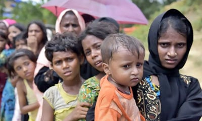 12 Rohingya arrested for illegal entry in Tak province | Thaiger