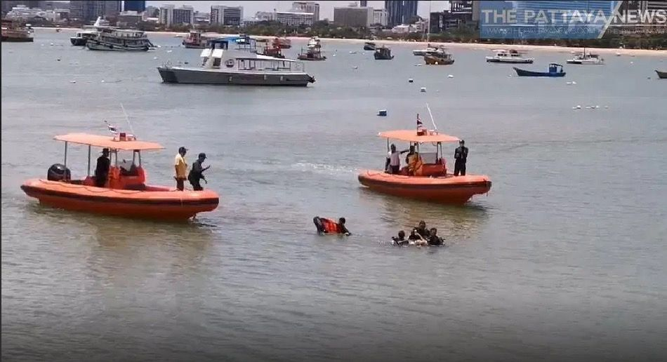 Pattaya curfew breaker drowns | News by The Thaiger